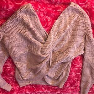 Fashion Nova Not Sweater